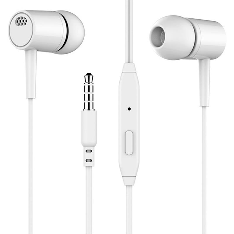 Wired Earphones Stereo Amazing HiFi Sound Headsets Smart Phone PC Tablet Laptop Earphones 3.5 MM Jac