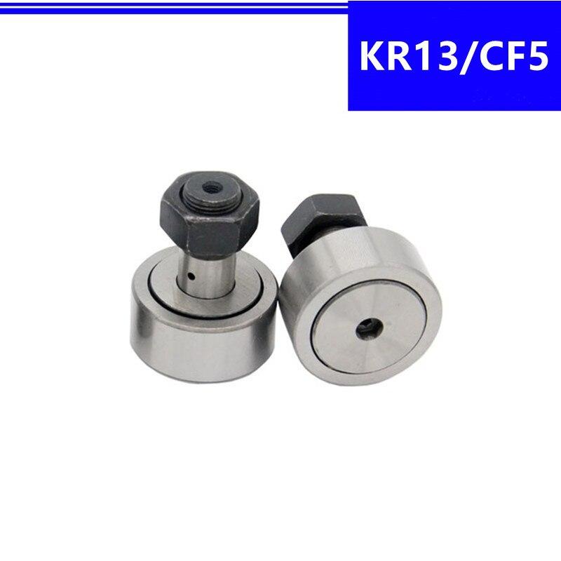 10 قطعة/50 قطعة KR13 CF5 كاميرا أتباع محمل ذو بكرات إبرية محمل العجلة و دبوس تحمل