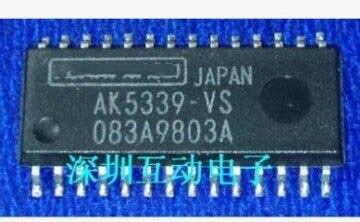 IC جديد الأصلي AK5339 AK5339-VS SOP28 شحن مجاني