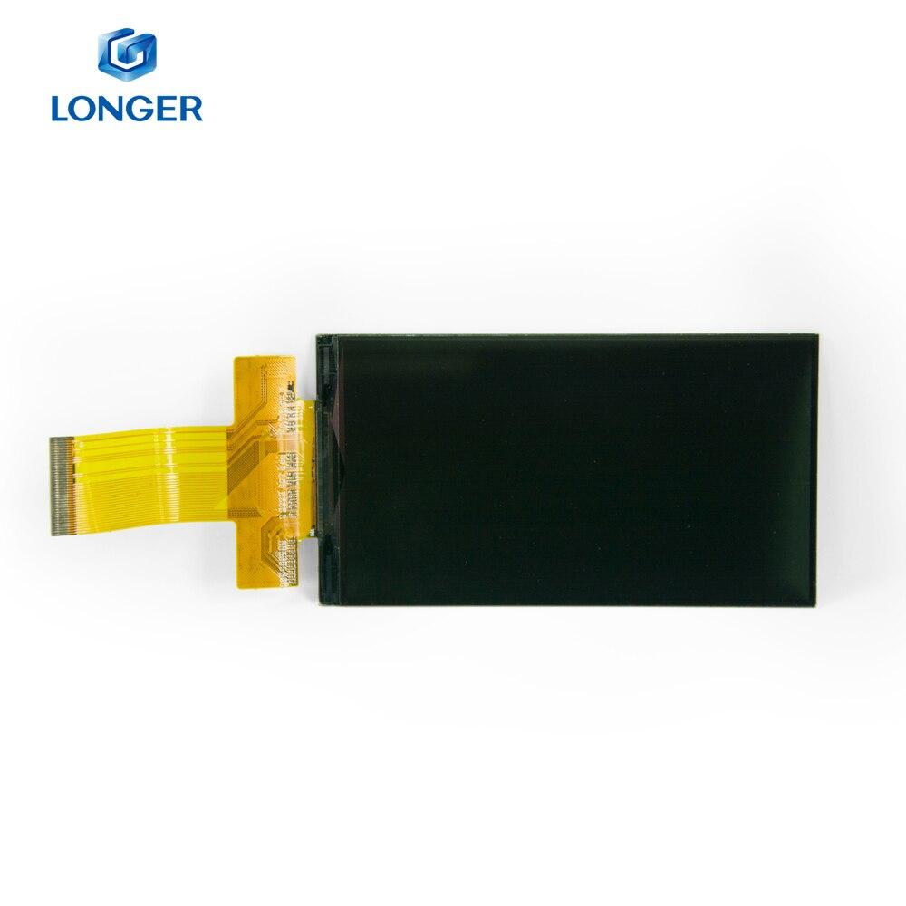 Pantalla LCD 1K más larga para naranja 10 UV luz curado 3D impresora piezas Kits