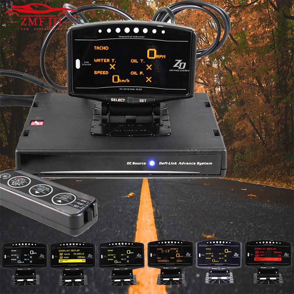 Бесплатная доставка 10 в 1 полный комплект спортивная посылка BF CR C2 Advance ZD Link Meter Цифровой автоматический датчик с электронными датчиками