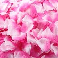 100 pieces soie Rose petales mariage anniversaire celebration decoration confettis bricolage mariage maison noel deco fleurs Rose cadeau nouveau