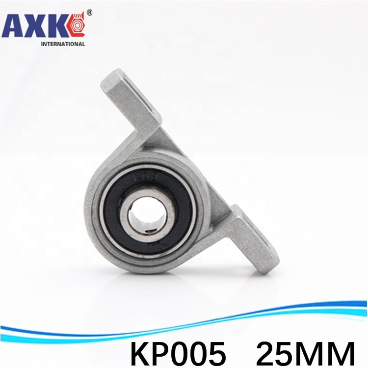 25 mm bearing kirksite bearing insert bearing with housing KP005 pillow block bearing