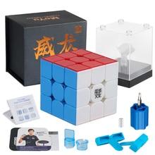 Coogam Moyu Weilong GTS3 M Speed Cube GTS V3 Magnetic 3x3 Magic Cube GTS 3 M Puzzle Cube GTS 3M Stickerless 3x3x3 Magic Cube