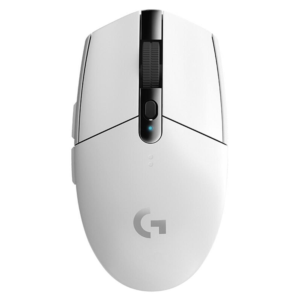 Mouse sem Fio para Logitech 1pc o Mais Alto Taxa 6-key Gaming Programável Sensor Usb G304 Lightvelocidade Resolution12000 Dpi 1ms