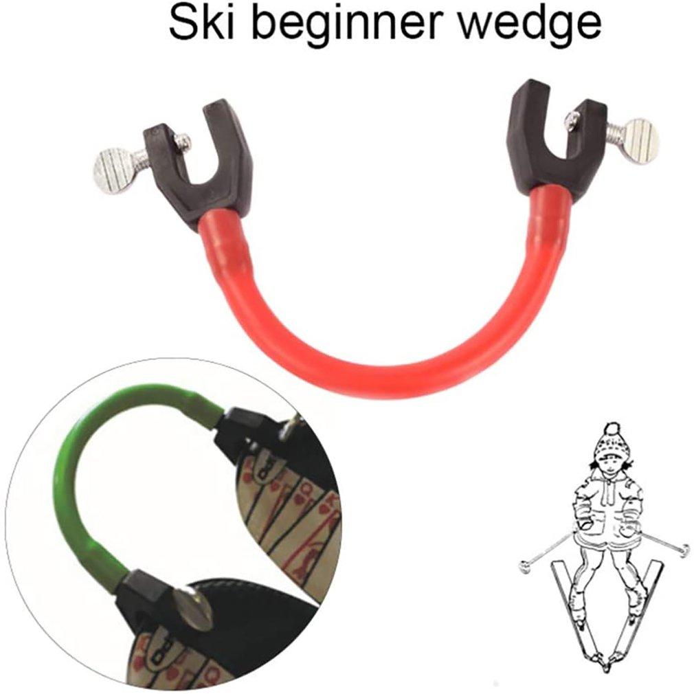 Conector de punta de esquí para principiantes, Clip de Snowboard para deportes...