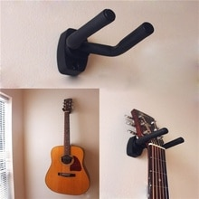 1pcs guitar holder wall mount stand soporte guitarra parts and accessories