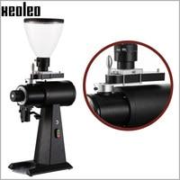 XEOLEO Coffee grinder Commercial electric coffee grinding machine Flat burr espresso machine milling machine coffee maker 1000W