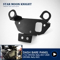 for honda crf250l crf300l rally 2017 dash bare panel instrument usb charger cigarette lighter switch extension expand bracket