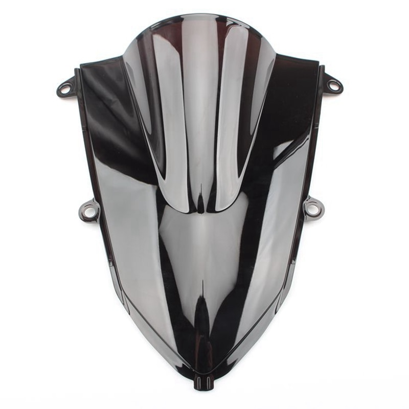 Motorcycle Transparent Deflector Windscreen Windshield for Honda CBR500R 2019