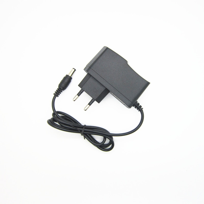 1 Uds AC 110 V-240 V 12v 1a 1000ma fuente de alimentación conmutada 5050 3528 Barra de luz LED fuente de alimentación AC/DC adaptador DC 5,5*2,1 MM