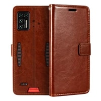 case for umidigi bison gt wallet premium pu leather magnetic flip case cover with card holder and kickstand for umidigi bison gt