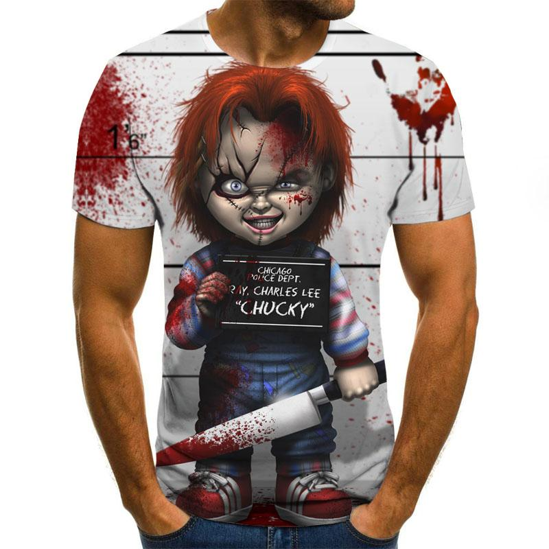 Фото - 2021 New Men's/Women's T-shirt Short-sleeved T-shirt Printing 3D Shirt Casual Hip-hop 3D Printing T-shirt Tops Size XXS-6XL 2021 latest hot sale 3d cartoon print short sleeved t shirt harajuku t shirt 110 xxs 6xl
