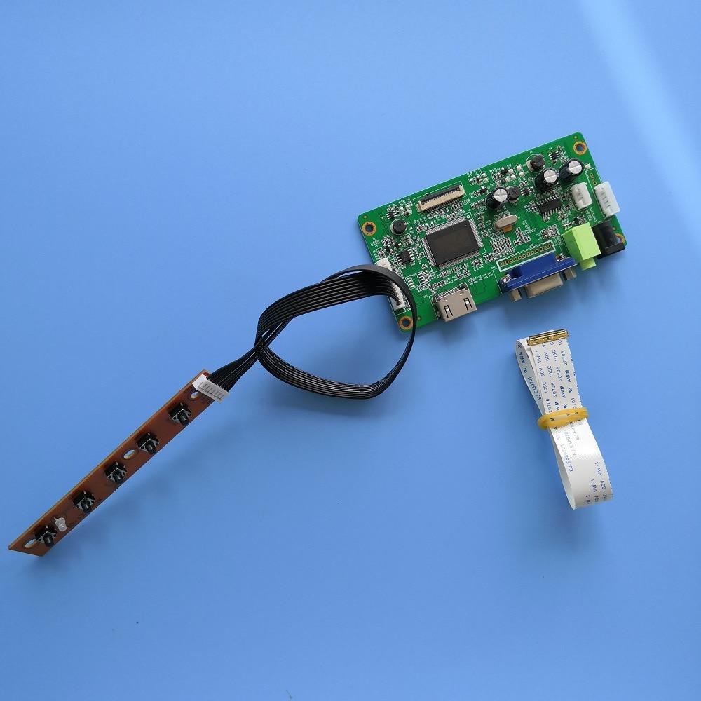 ل NV156FHM-N4L لتقوم بها بنفسك 30Pin LCD سائق عدة VGA شاشة رصد عرض 1920X1080 تحكم مجلس EDP LED 15.6
