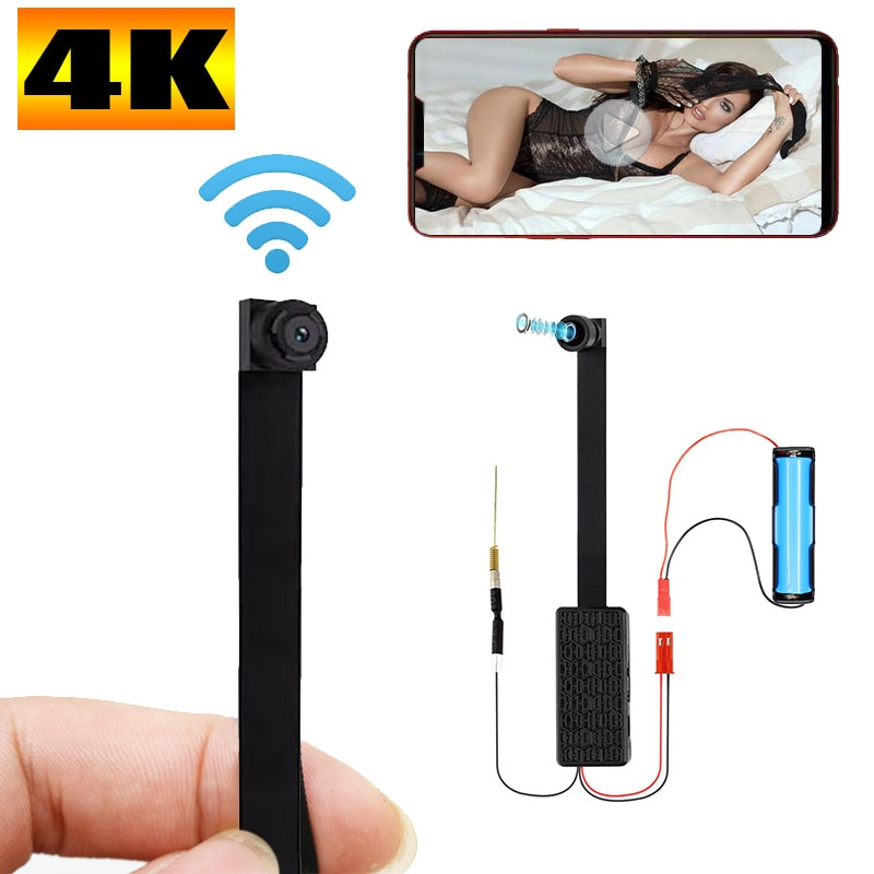 HD DIY بها بنفسك المحمولة واي فاي IP كاميرا صغيرة للرؤية الليلية عرض عن بعد P2P اللاسلكية الصغيرة كاميرا ويب مسجل فيديو يمكن ارتداؤها دعم 128g