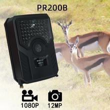 PR200B HD 1080P caméra étanche multifonctionnel caméra de piégeage IR coupe Surveillance Vision caméra thermique