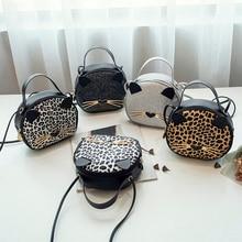 Femmes léopard Mini sacs femme chat sac à main femmes sac à main 2020 luxe mignon petit sac à bandoulière Bolsa Feminina KYIDER