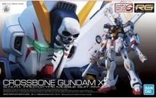2020 yeni orijinal modeli yapı kitleri Bandai orijinal Gundam modeli 1/144 Rg 31 çapraz kemik X-1 korsan Gundam X1 eylem figürü