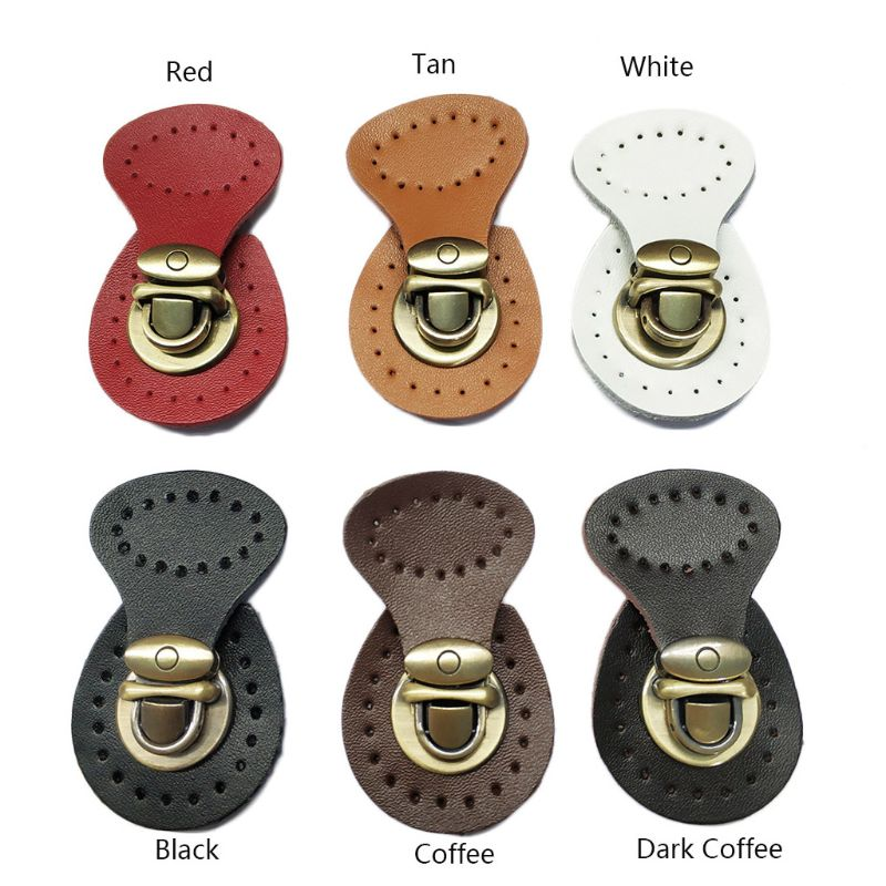 osmond alloy tone turn locks snap clasps closure buckle for bags accessories diy handbags purse alloy button replacement lock Artificial Leather Magnetic Button Lock Bag Snap Closure Buckle Clasp Fastener Replacement DIY Handbag Purse Sewing Accessories