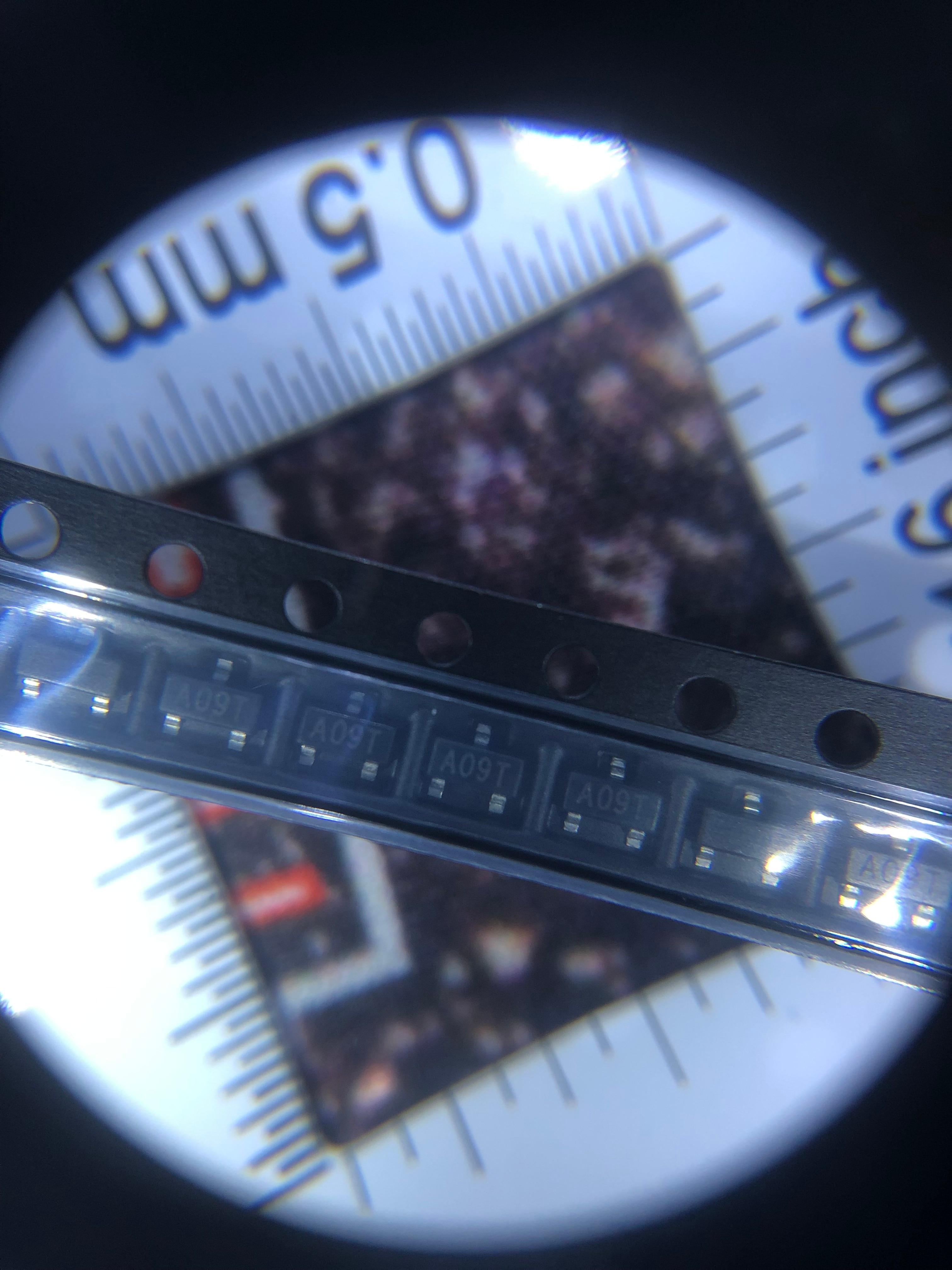 50PCS/100PCS AO3400 SOT23 AO3400A SOT-23 A09T SOT new MOS FET transistor