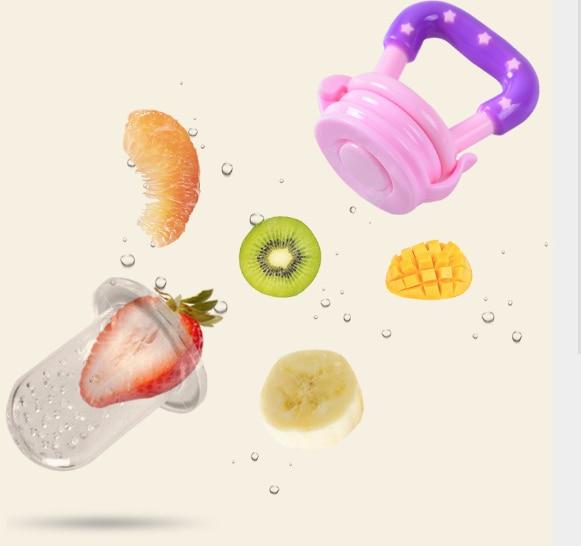 3 пустышки детская соска для кормления дети фрукты питатель соски для кормления безопасные детские принадлежности соски бутылочки