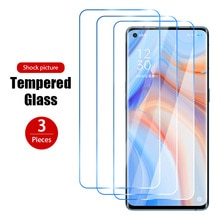 3Pcs Tempered Glass On OPPO A91 A72 A73 A9 A31 A33 2020 A12e A12S A32 Screen Protector On OPPO A53 A5 2020 5g A52 A5S AX5S glass