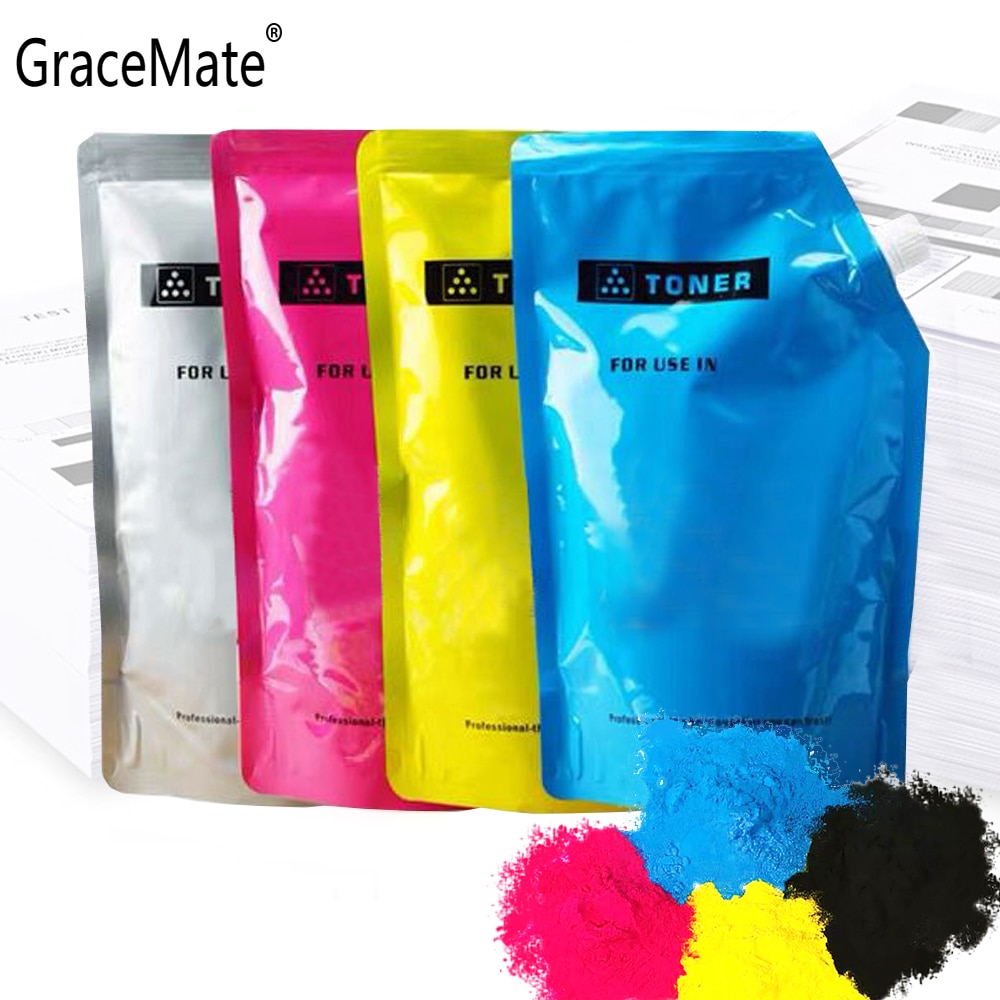 Polvo de tóner GraceMate 131A CF210A CF211A CF212A CF213A Compatible con impresoras Hp LaserJet Pro para 200 Color M251nw M276 M276nw