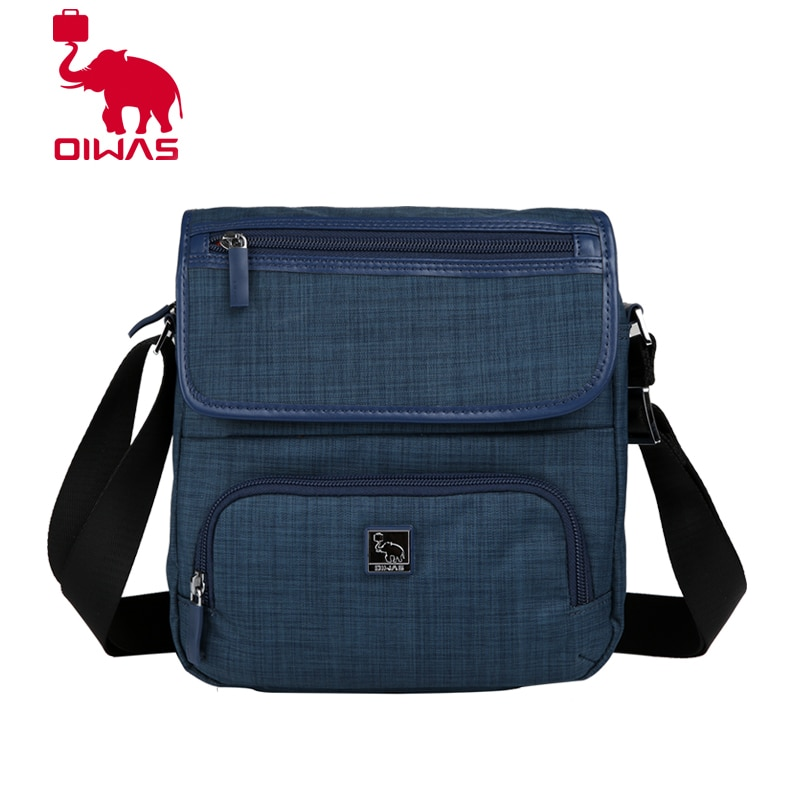 oiwas men OIWAS Casual Men Shoulder Bag Crossbody Bags High Quality Waterproof Male Bag Fashion Handbag Capacity Men Travel Messenger Bags