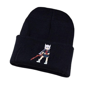 Akame ga Kill Knitted hat Cosplay hat Unisex Print Adult Casual Cotton hat teenagers winter Knitted Cap