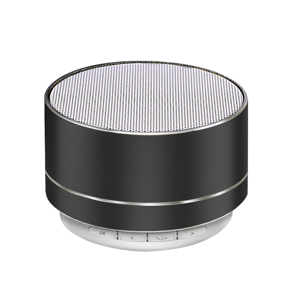 Altavoz Bluetooth inalámbrico portátil LED Mini Supergraves para iPhone iPad Samsung EM88