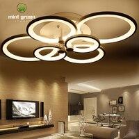 Modern Led Ceiling Chandelier Lamp For Living room decoration Smart Led Lamps For Room Ceiling indoor Lighting