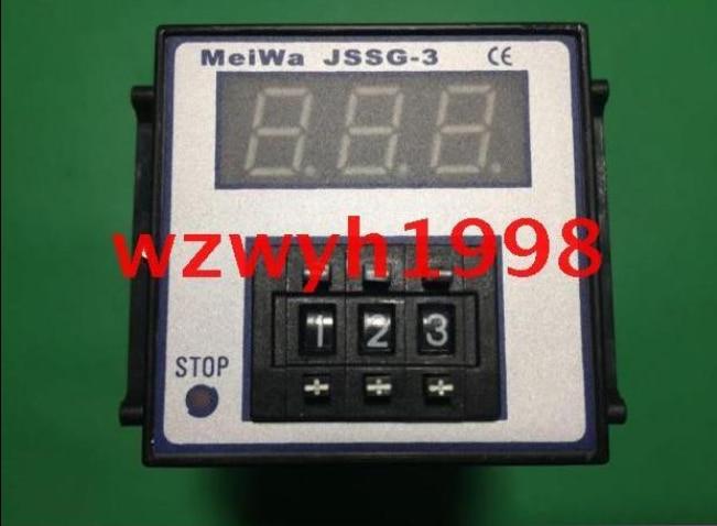 جديد MEIWA JSSG-3 سلسلة تتابع الوقت JSSG-3-JF0-9.99S