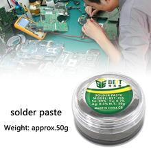 50g pâte à souder sans plomb pâte à souder crème PGA BGA pour accessoires de circuits imprimés SMD A2Y5