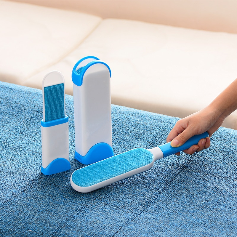Pet Hair Remover Magic Fur Cleaning Brushes Portable Household Cleaning Brush Dust Brush Electrostatic Dust Cleaners Device