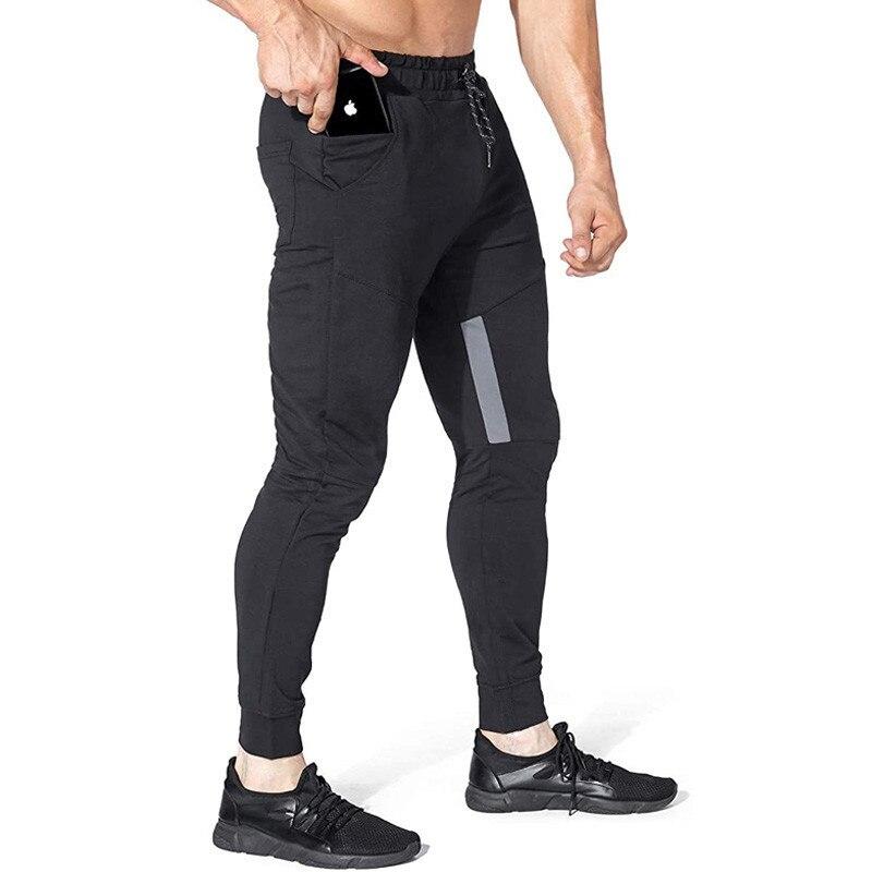 Штаны для бега, мужские спортивные тренировочные штаны, штаны для бега, Мужские штаны для фитнеса, джоггеры, тренировочные штаны, облегающие...