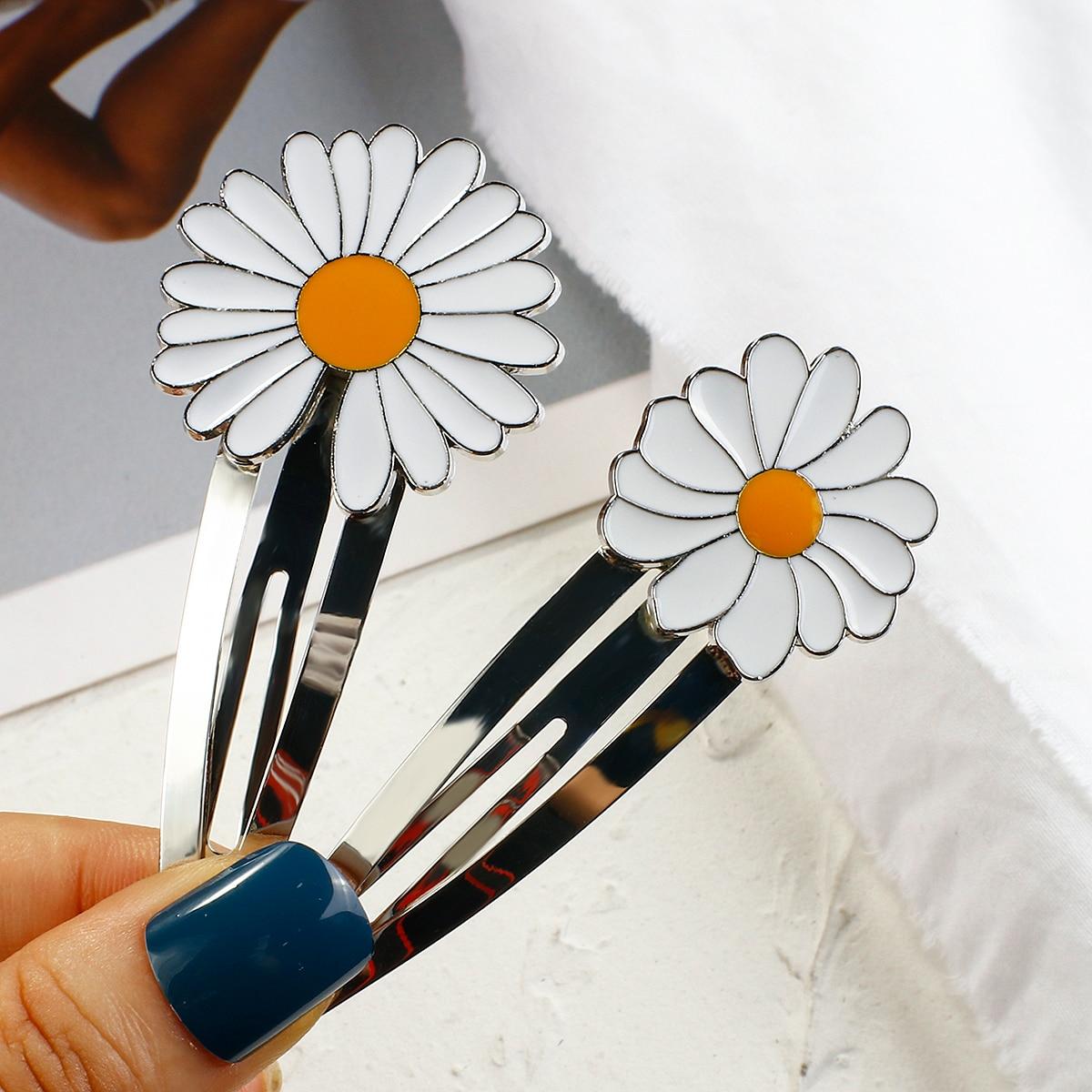 AENSOA más de moda de diamantes de imitación pelo Pin diseño único Barrette del pelo para mujeres cristal pelo Clip carta accesorio de joyería del pelo