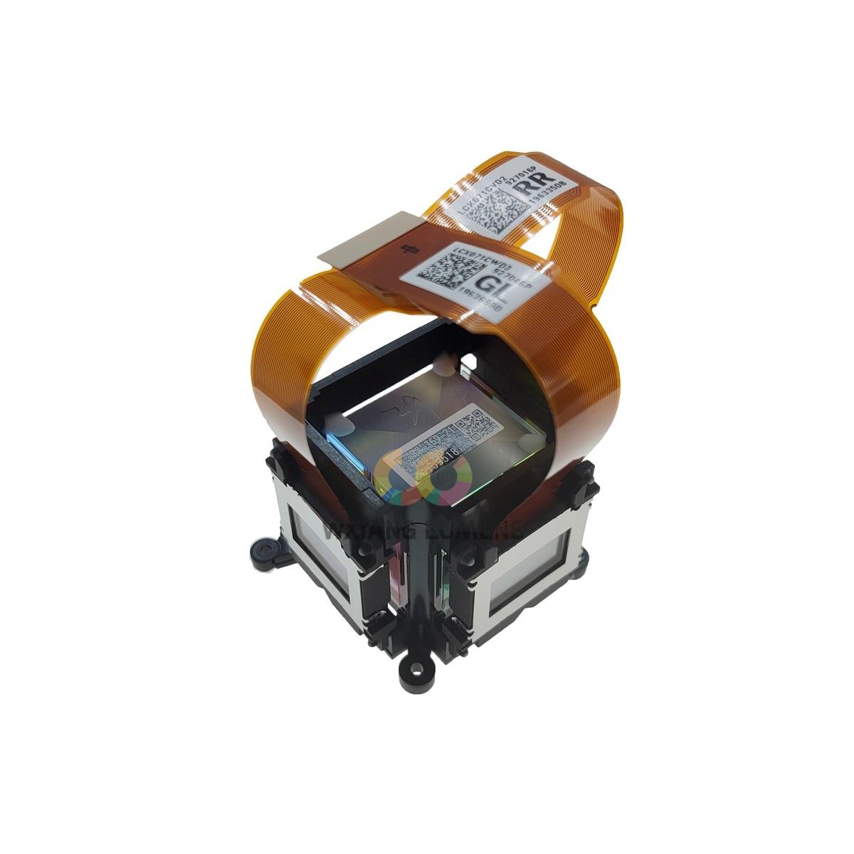 LCX071 LCX071C بروجيكتور LCD موشور آسى بالجملة كتلة وحدة بصرية SXRD 1080p الإسقاط الخلفي HDTV KDS نموذج
