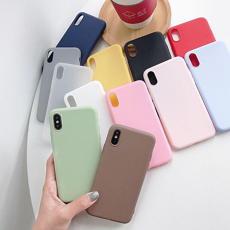 Ultra Thin Case For Xiaomi Mi Note 10 A2 Lite A3 9 8 10T 9T Max 3 2 Pocophone F1 Poco F2 Pro X3 NFC