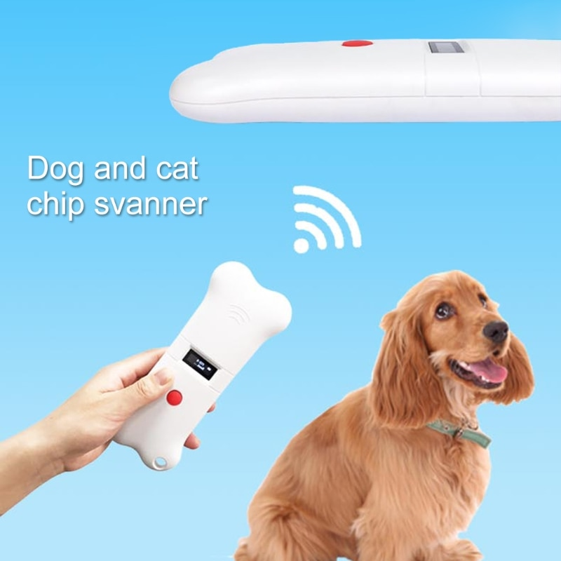 134.2khz Chip Low-frequency Animal Tag Reader Low-frequency Chip Code Reader Animal Id Recognizer