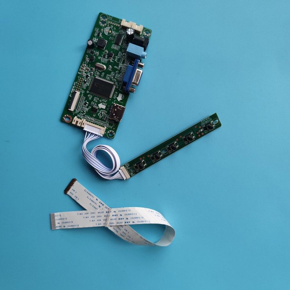 ل N156HCE-EAA 1920X1080 EDP HDMI متوافق 30Pin LED EDP تحكم مجلس LCD لتقوم بها بنفسك شاشة عرض سائق عدة VGA 15.6