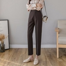 Yg Brand Women's Wear, Suit Pants, Spring And Autumn New Straight Tube Loose Nine Small Feet, Profes