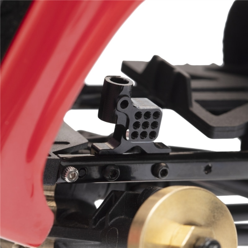 Aluminum Alloy Front Rear Adjustable Shock Towers for 1/24 Axial SCX24 90081 enlarge