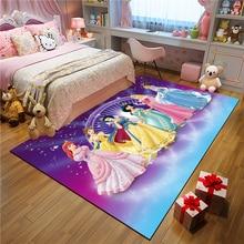 Princesse cuisine tapis ensemble preuve longue tapis couloir paillasson chevet sol tapis antidérapant Absorption deau salle de bain tapis
