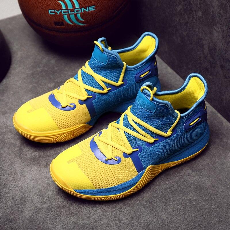 Zapatillas De baloncesto De marca De lujo para Hombre, zapatos deportivos atléticos...