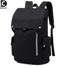 Mochila Casual para hombre de 15,6 pulgadas, mochila para ordenador portátil, repelente al agua, gran capacidad, expansión, bolso mochila para hombre B8329