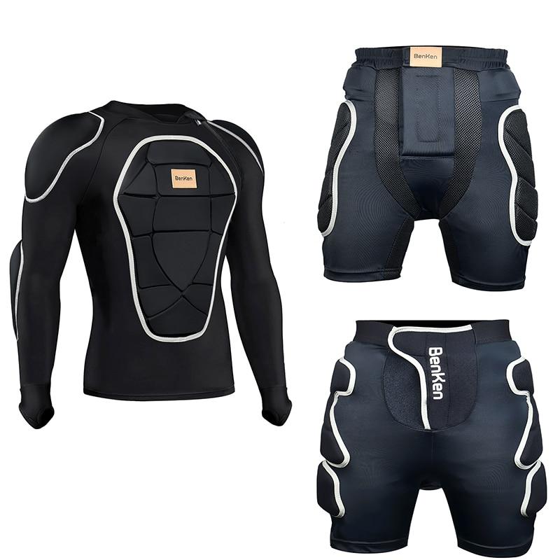 Наклейка BenKen для поддержки спины, ударопрочная броня для мотоцикла, накладки на грудь, налокотники, защитная Экипировка для сноуборда