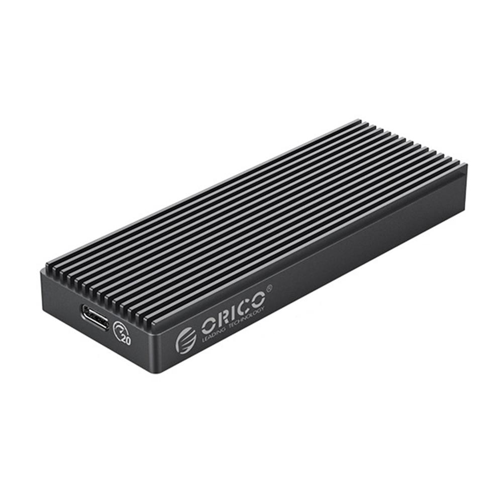 ORICO M2PAC3-G20 LSDT M2 NVME SSD caso USB 3,2 tipo-C 20Gbps de aluminio SSD recinto para M.2 NVMe M clave de unidad de estado sólido SSD caja