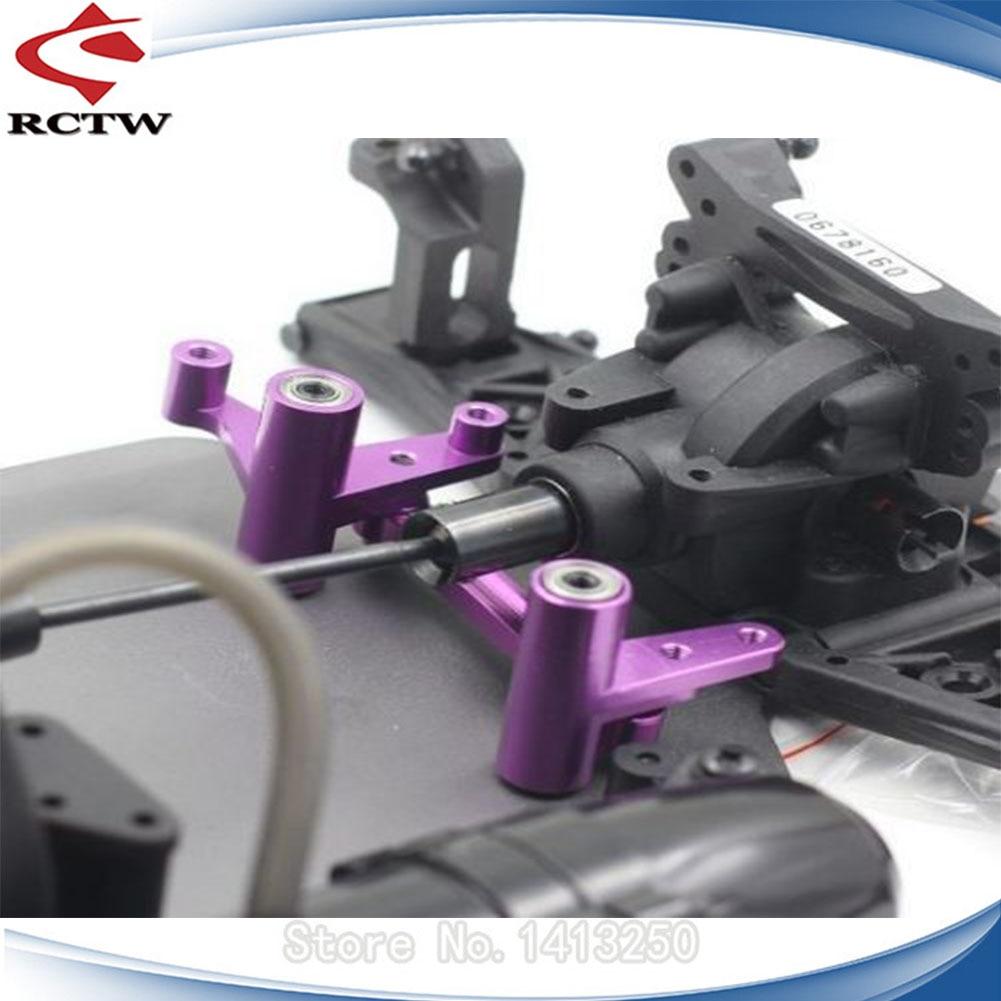 GPM montaje de dirección de aluminio S para HPI NITRO MT2 o RS4