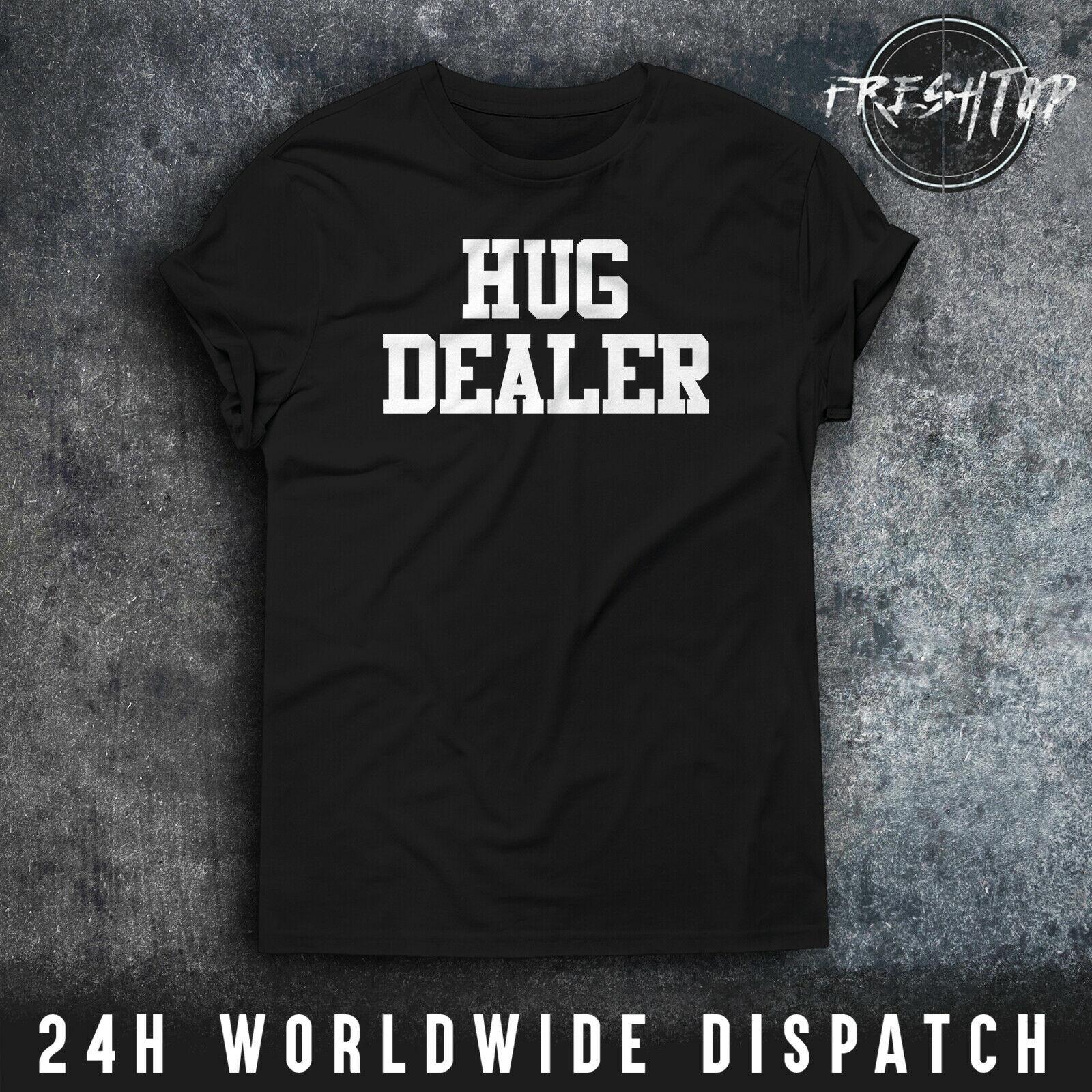 Hug Dealer T Shirt Free Hug Love Peace Open Minded Person Namaste Friends