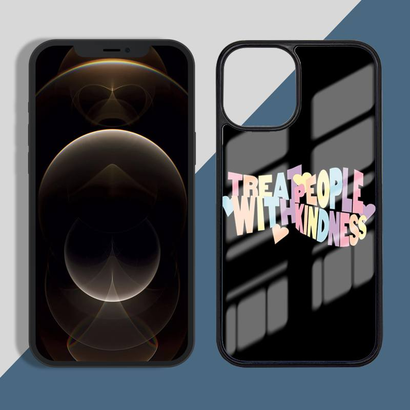 Harry Styles fashion Phone Case TPU+PC For iPhone X XR XS 11 12 mini Pro MAX 7 8 Plus enlarge